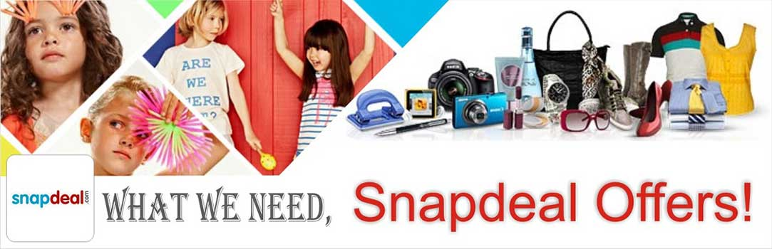 snapdeal Banner